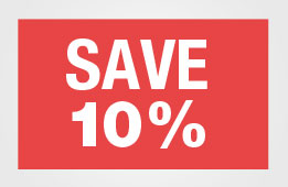 Save 10% Today on ALL Services!