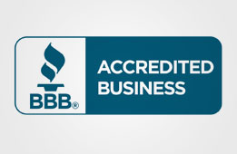 BBB Accredited With an A+ Rating