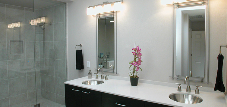 Bathroom Remodel Ideas On A Budget Fine Budget Elegant Inexpensive - Low cost bathrooms